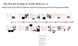 17 - 2: The War for Europe & North Africa (17/2)
