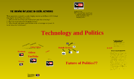 Technology and Politics