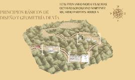 Copy of PRINCIPIOS BÁSICOS DE DISEÑO Y GEOMETRÍA DE VÍA