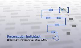 Presentación individual HCO 19-2