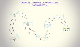 Copy of CANALES O MEDIOS DE INGRESO DE DOCUMENTOS