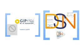 Présentation GIP-MDS