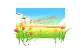 Copy of Summer Farm by Norman MacCaig