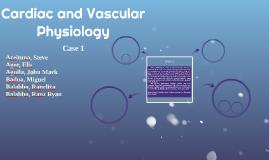 Cardio and Vascular Physiology