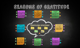 SEASONS OF GRATITUDE
