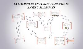 Copy of Copy of Copy of LA LITERATURA EN EL RENACIMIENTO