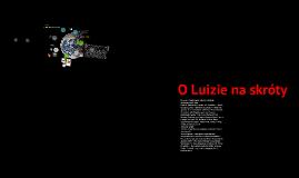 Luiza Niedźwiecka Kowalonek / Dokonania / Resume