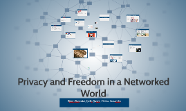 Privacy and Freedom in a Networked World