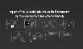 Copy of Impact of Cosmetic Industry on the Environment