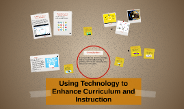 Viviana Valles Using Technology to Enhance Curriculum and Instruction