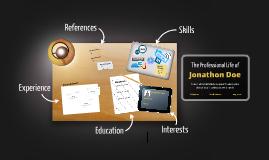 Desktop Prezumé by Joan  Agreda