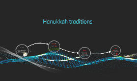 Hanukkah traditions.