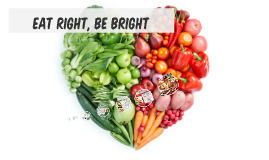 Copy of eat right be bright