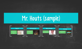 Mr Houts Sample