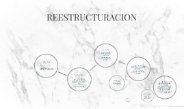 REESTRUCTURACION
