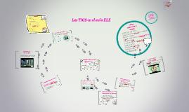 Copy of LAS TICS EN EL AULA ELE
