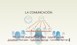 LA COMUNICACION ANDREA