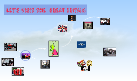 LET'S VISIT THE  GREAT BRITAIN