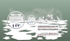 Copy of INTRODUCCION A LA ADMINISTRACION DE RECURSOS HUMANOS