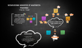 Estabilishing mindsets of masterful Teachers