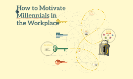 How to Motivate Millenials in the Workplace