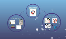 Setting Objectives & Providing Feedback
