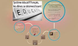 Système éducatif français,