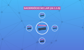 SACERDÓCIO NO LAR (Jó 1.1-5)