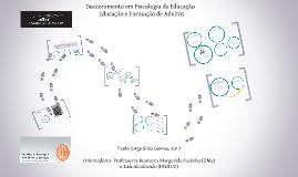 Universidade da  Madeira Doutoramento em Psicologia da Educa