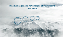 Copy of Differences between Prezi and Powerpoint