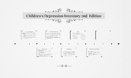 Children's Depression Inventory-II by Chelsea Greene on Prezi