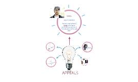 Appeals: Ethos, Pathos, Logos