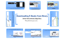 E-brary Download Instructions