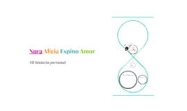 Nora Alicia Espino Amor