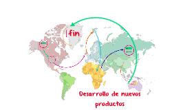 Copy of Desarrollo de nuevos productos