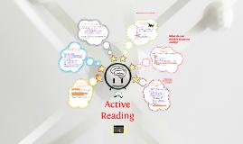 Copy of Active Reading Strategies