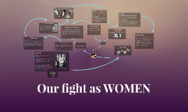 Our fight as WOMEN