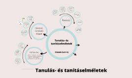 Tanulás- és tanításelméletek (LeO 7-8)