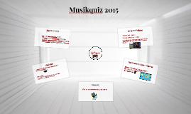 Musikquiz 2015