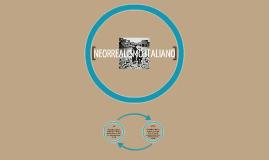 NEOREALISMO ITALIANO