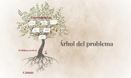 Árbol del problema