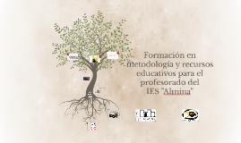 Formación en metodología para el profesorado del
