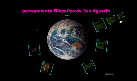 Copy of Pensamiento filosofico San Agustín