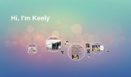 Hi, I'm Keely