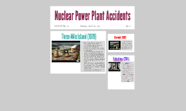 Nuclear Power Plant Accidents
