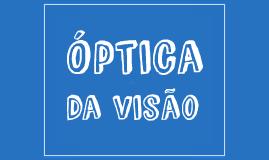 Óptica da visão