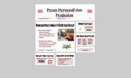 Copy of Pesan Persuasif dan Penjualan