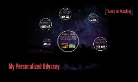 My Personalized Odyssey