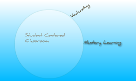 Chemistry in a Student Centered Classroom