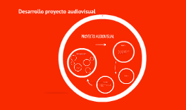 Desarrollo proyecto audiovisual